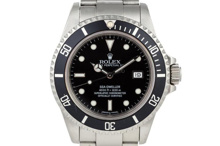 1985 Rolex Sea Dweller 16660 photo