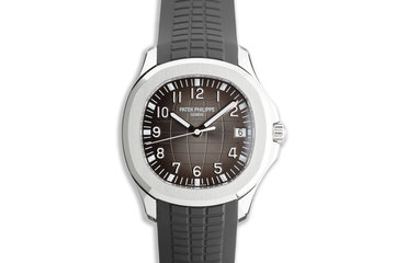 2020 Patek Philippe Aquanaut 5167A-001 with Box and Papers photo
