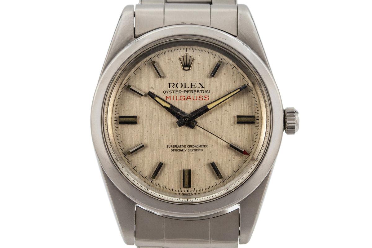 1967 Rolex Milgauss 1019 photo, #0