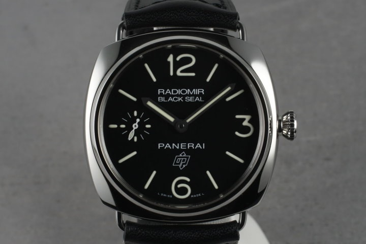 Panerai PAM 380 Radiomir Black Seal photo
