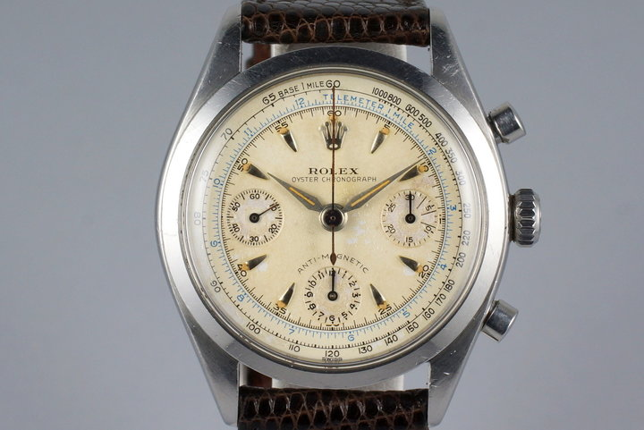 1958 Rolex Chronograph 6234 photo