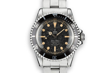 1964 Tudor Submariner 7928 Gilt Dial photo