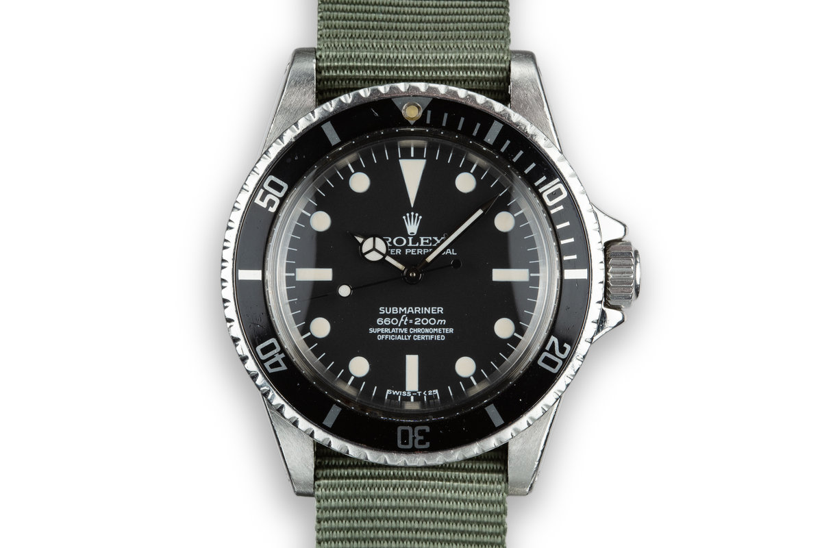 1970 Rolex Submariner 5512 photo, #0