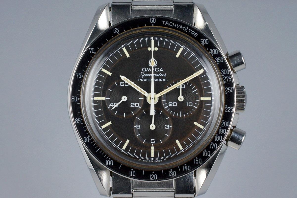 1969 Omega Speedmaster 145.022 Pre-Moon Calibre 861 BROWN Dial photo, #0