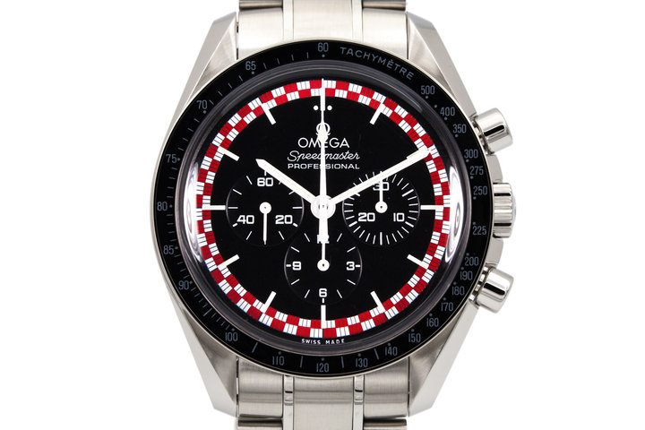 2016 Omega Speedmaster 311.30.42.30.01.004 Racing 'Tin Tin' Dial with Box and Card photo