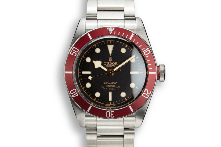 Tudor Black Bay 79220R with Box and Papers photo