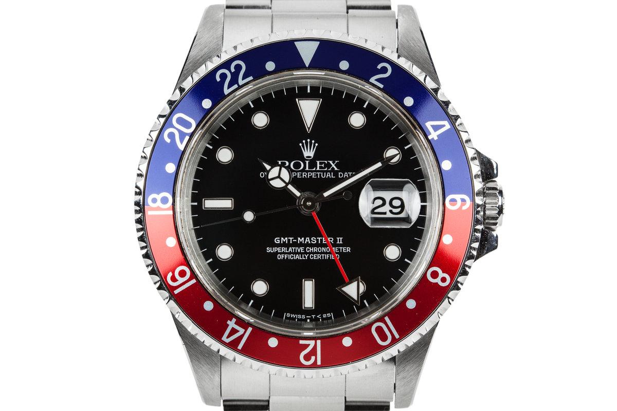 1995 Rolex GMT-Master II 16710 photo, #0