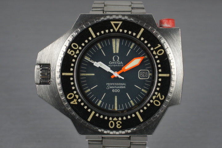 Omega Seamaster 600 Professional 166.007 PloProf photo