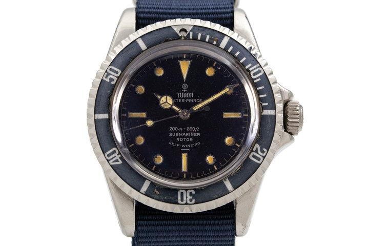 1964 Tudor Submariner 7928 photo