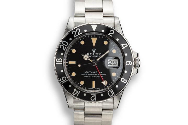 1970 Rolex GMT-Master 1675 photo