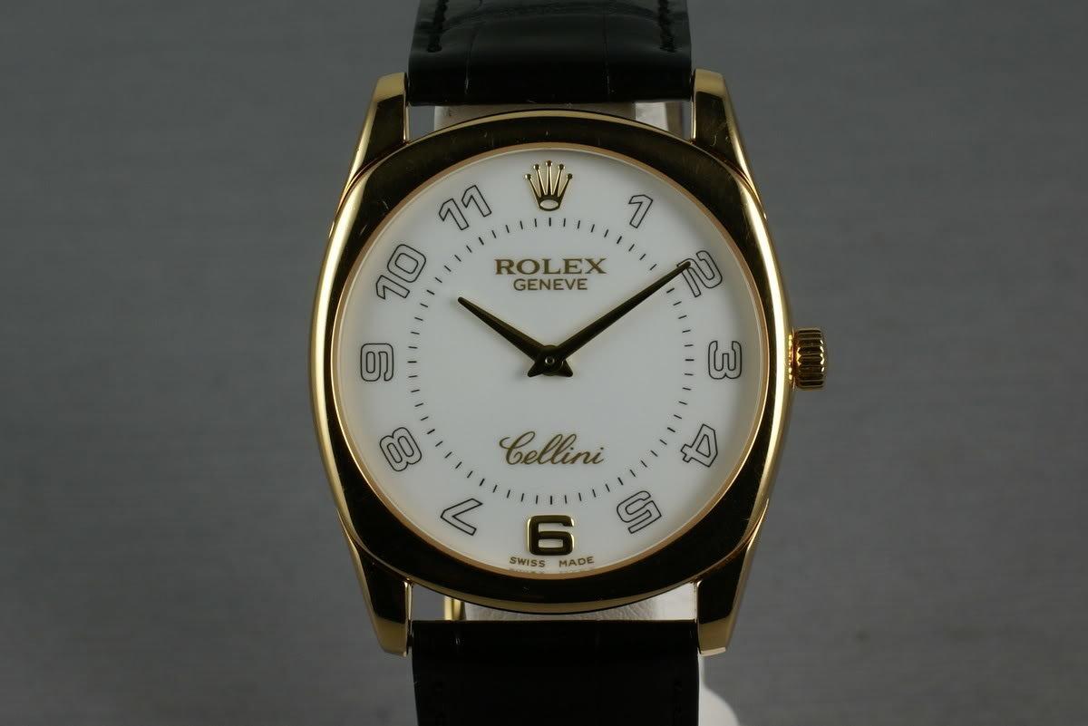 Rolex Cellini 18K YG Ref: 4233 photo, #0