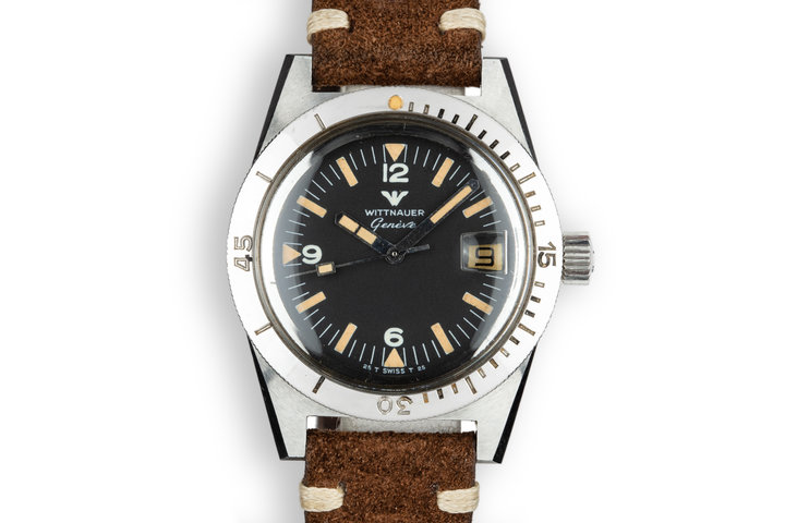 Wittnauer Skin Diver 4000 photo