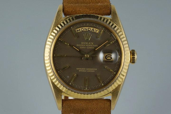 1964 Rolex YG Day-Date 1803 photo