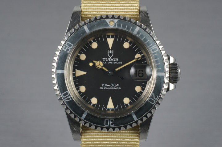 1987 Tudor Submariner 76100 photo