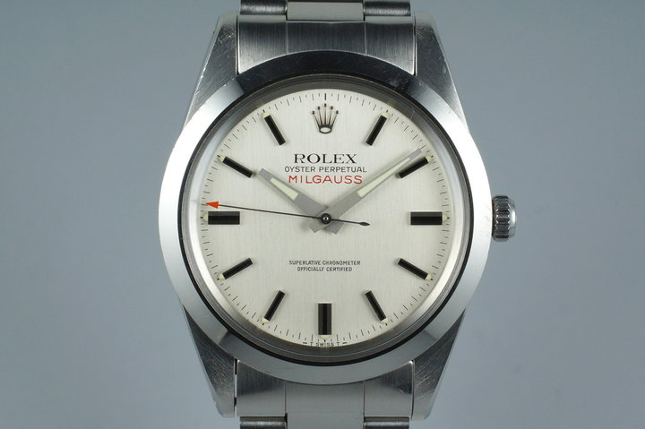 1979 Rolex Milgauss 1019 photo