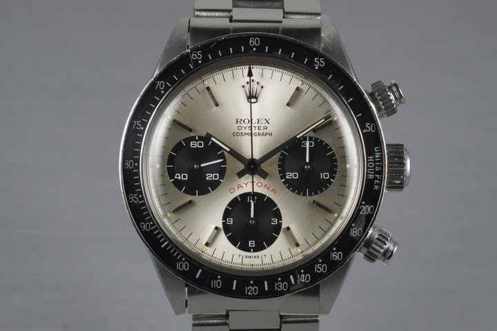 1975 Rolex Daytona 6263 with Red Daytona Dial photo