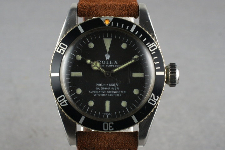 1958 Rolex Submariner 5510 photo