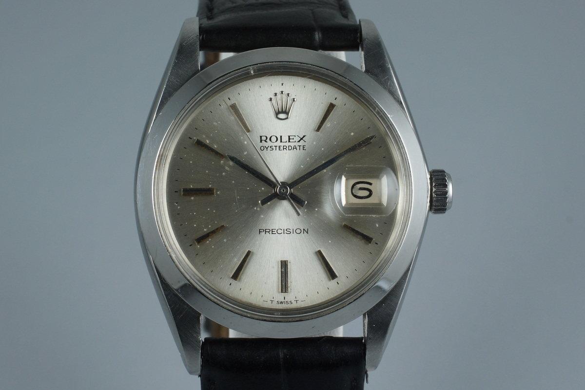 1966 Rolex OysterDate 6466 photo, #0