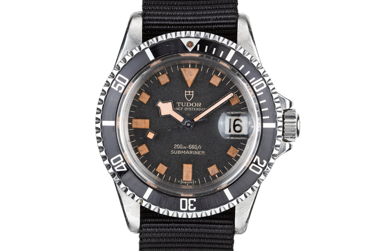 1975 Tudor Snowflake Submariner 9411/0 photo, #0