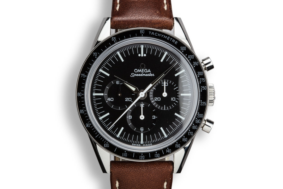 2015 Omega Speedmaster MoonWatch 311.32.40.30.01.001 with Box photo, #0