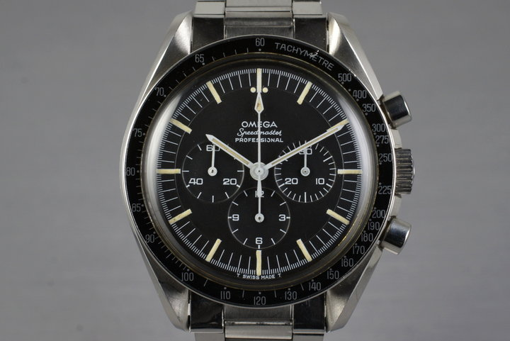 1968 Omega Speedmaster ST145.012 Calibre 321 with Box and Archive Papers photo