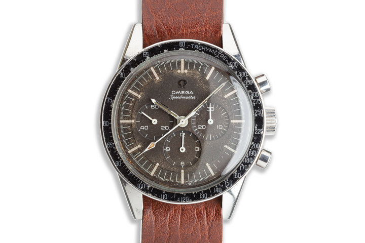 1965 Omega Speedmaster Professional 105.003.65 Straight Lug photo