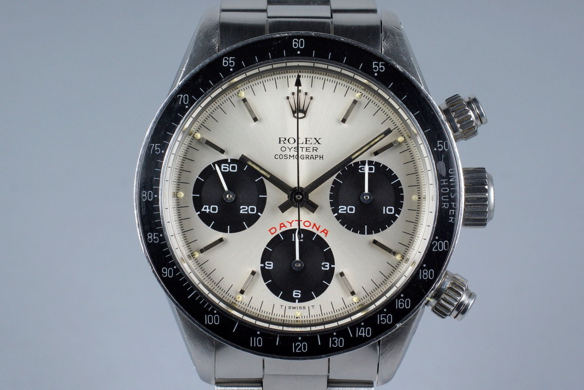 1979 Rolex Daytona 6263 Silver Big Red Daytona Dial photo, #0