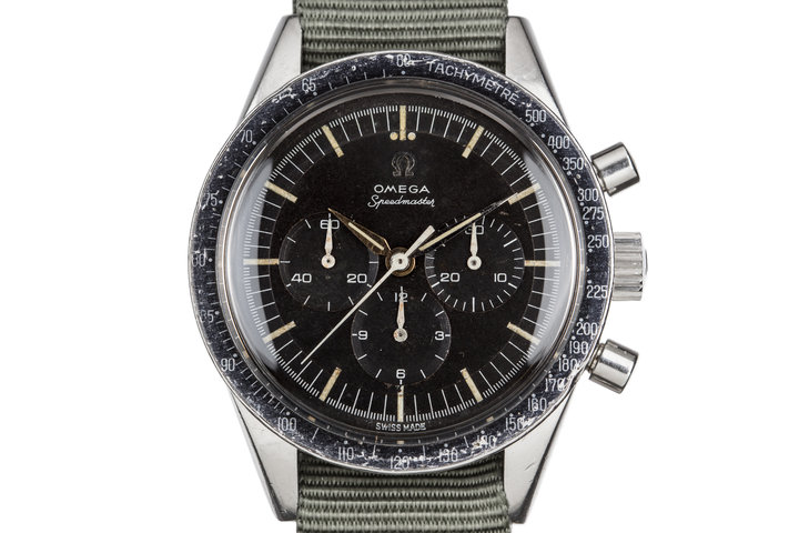 "1960 Omega Speedmaster Professional ""Pre-Moon"" 2998.3 photo"