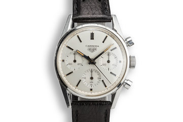 Heuer Carrera 2447 S photo