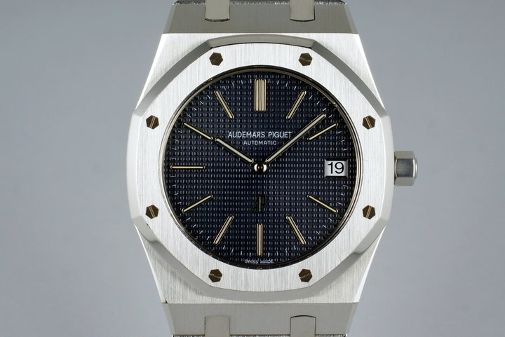 2002 Audemars Piguet 15202 Royal Oak with Box and Papers photo