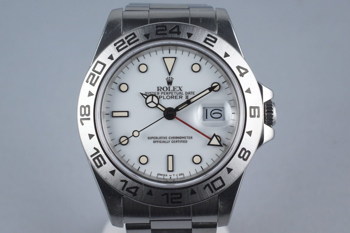 1988 Rolex Explorer II 16550 photo, #0