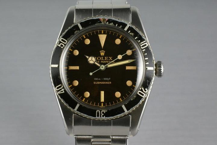 Rolex Submariner 5508 photo