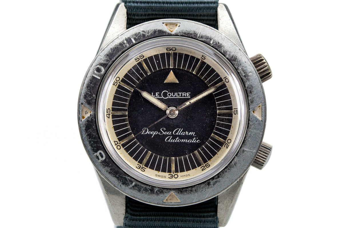 1959 Jaeger-LeCoultre Deep Sea Alarm US Edition photo, #0