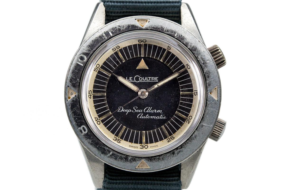 1959 Jaeger-LeCoultre Deep Sea Alarm US Edition photo, #0