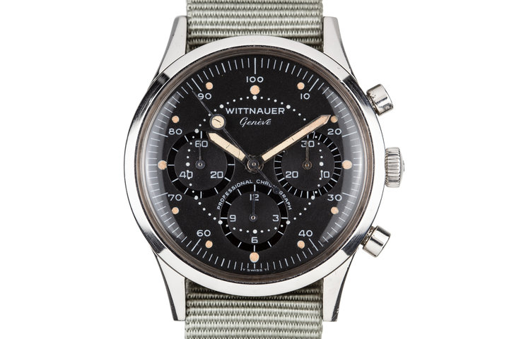Wittnauer 242T Chronograph photo