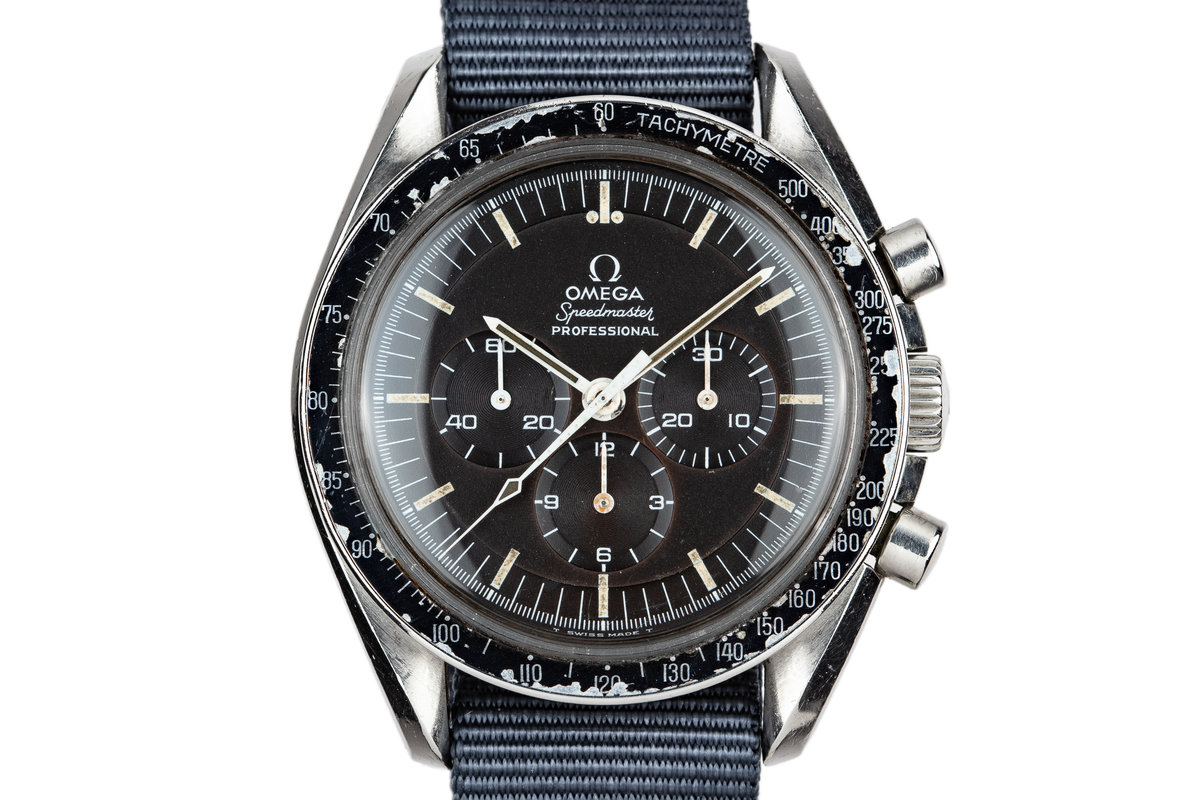 1969 Omega Speedmaster Professional 145.0022 Tropical Dial photo, #0