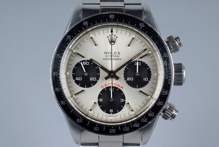 1979 Rolex Daytona 6263 Silver Big Red Daytona Dial photo