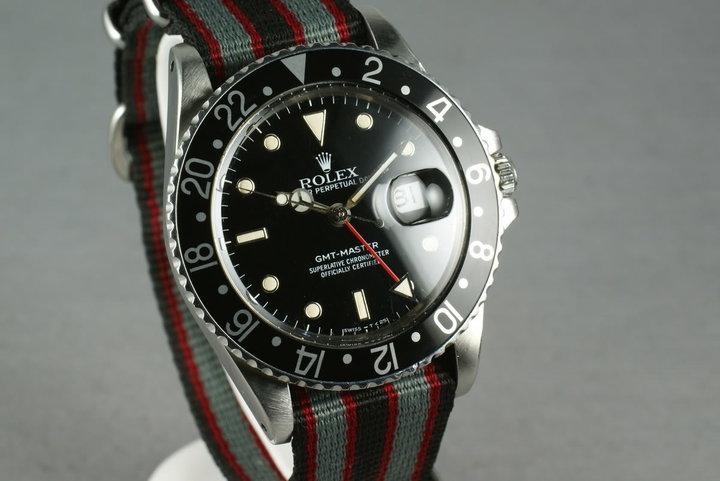 Rolex GMT 16750 $3700 photo