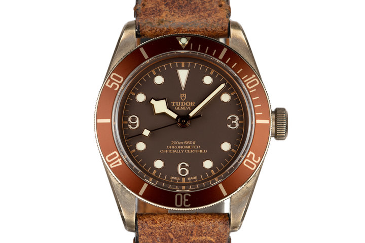 Tudor Bronze Heritage Black Bay 79250B photo