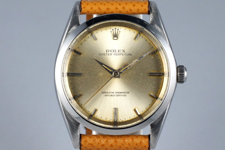 1965 Rolex Oyster Perpetual 1018 photo