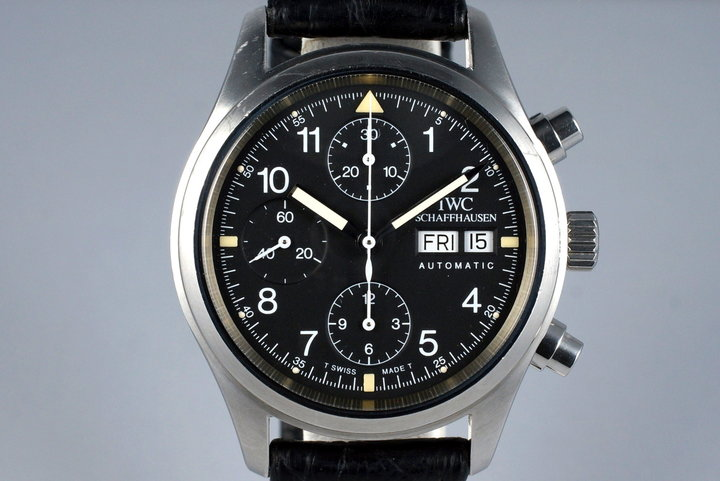 IWC Flieger Chronograph IW3706 photo