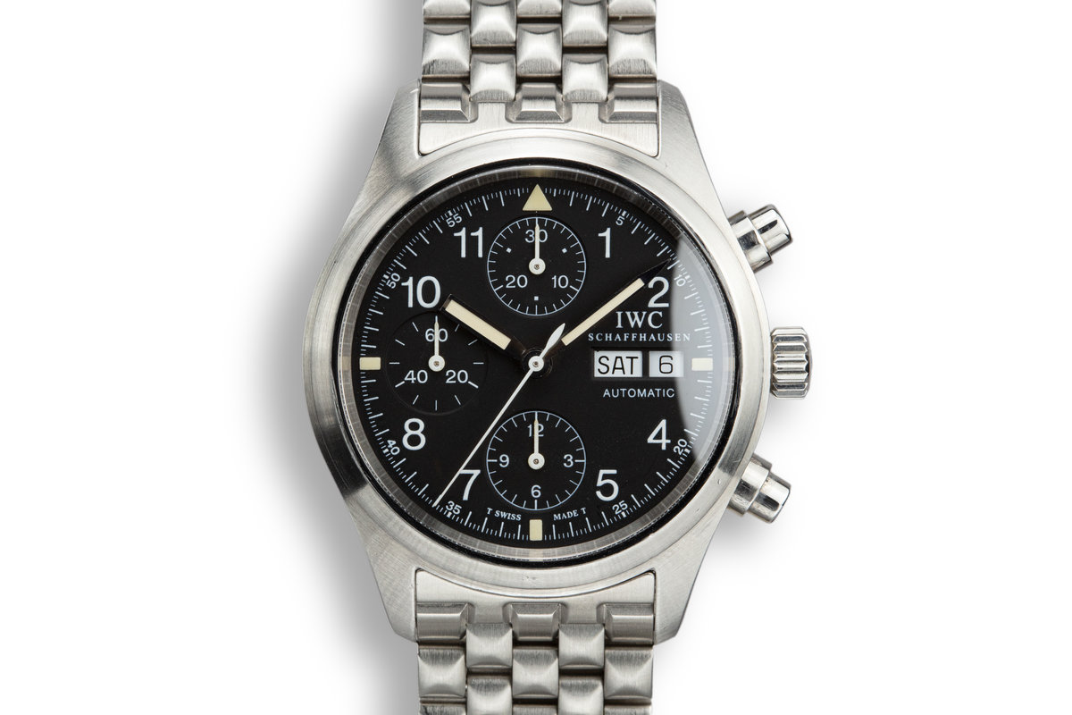 IWC Pilots Chronograph IW3706 photo, #0