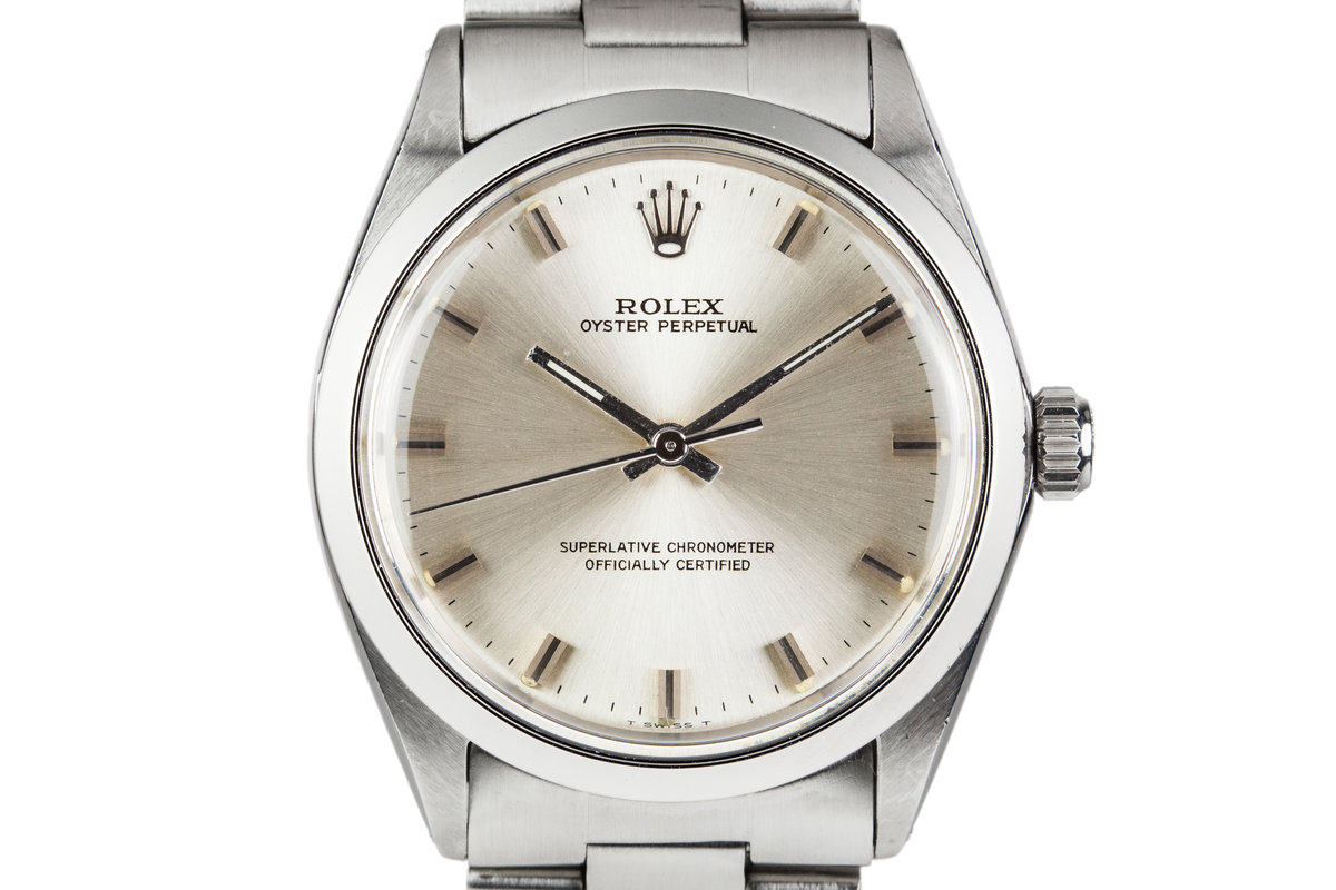 1967 Rolex Oyster Perpetual 1002 photo, #0