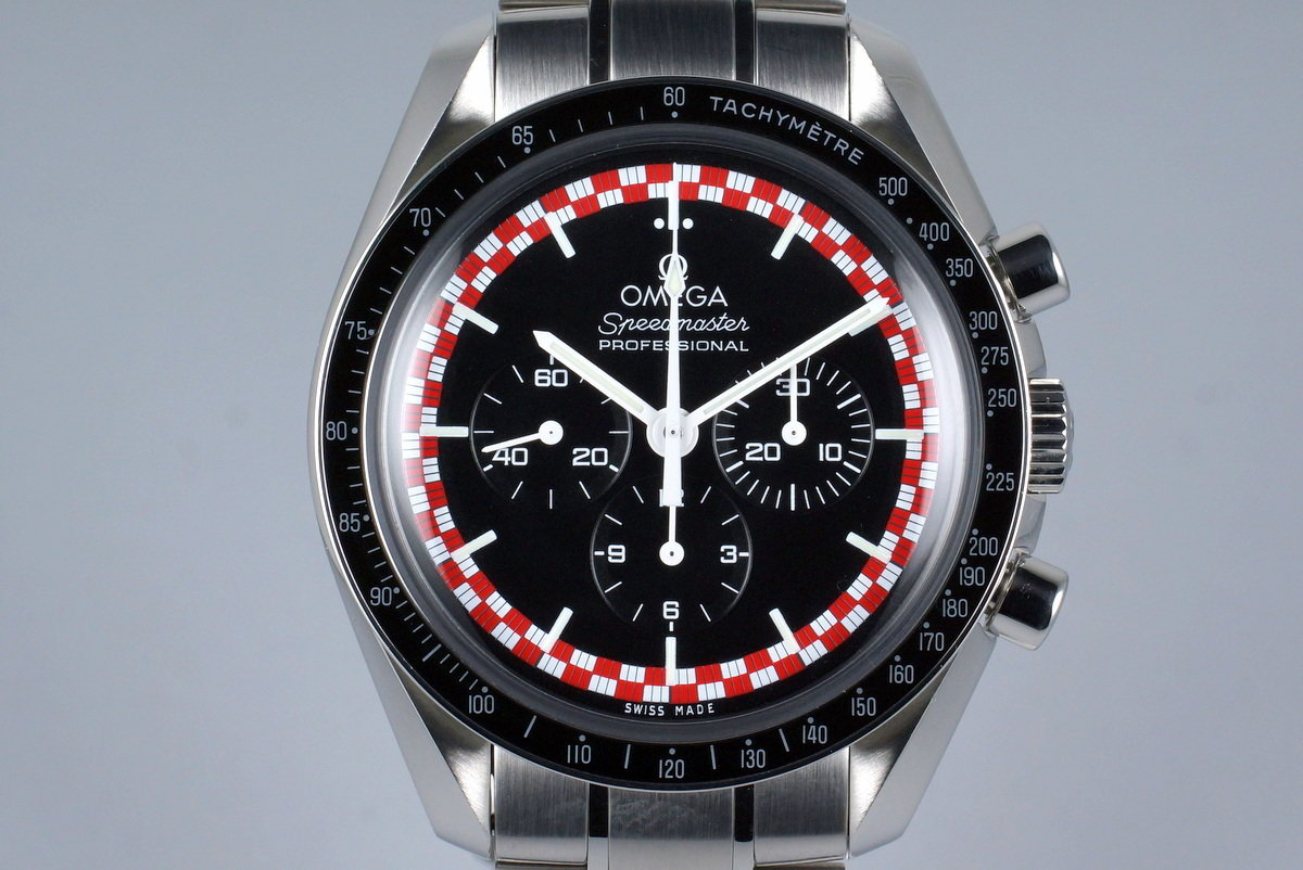 2013 Omega Speedmaster 311.30.42.30.01.004 Racing Dial photo, #0