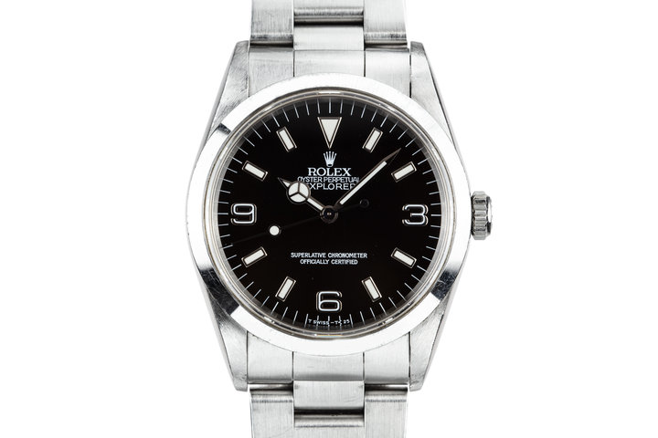 1995 Rolex Explorer 14270 photo