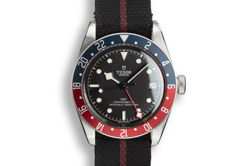 2018 Tudor Black Bay GMT 79830RB with Box and Papers photo