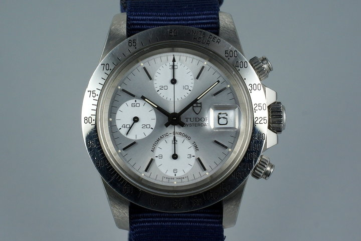 1993 Tudor OysterDate Chrono 79180 with Box and Papers photo