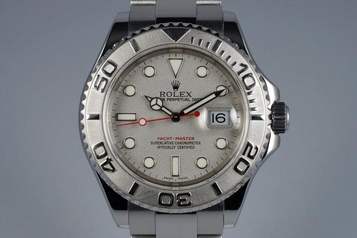 2003 Rolex Yacht-Master 16622 photo