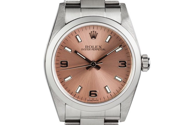 2006 Rolex Oyster Perpetual 77080 photo