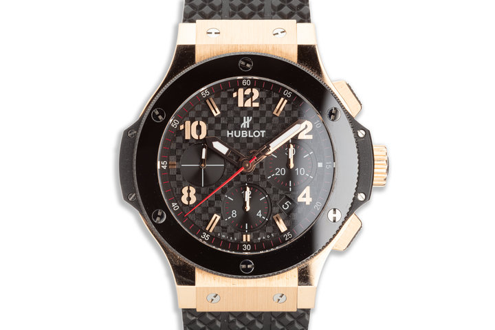 2019 Hublot Big Bang 301.PB.131.RX with Box & Card photo